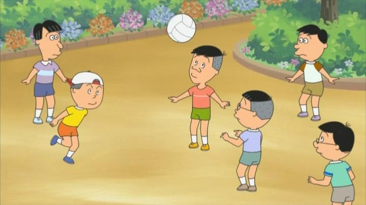 【サザエさん】に木村と眞鍋が登場そして…カツオ達は猛練習