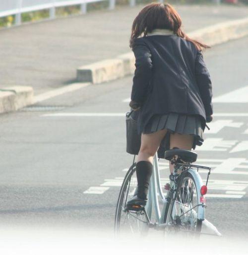 【街撮り盗撮画像】 年中ミニスカのJKの露出に対する集団心理www 37枚 No.33