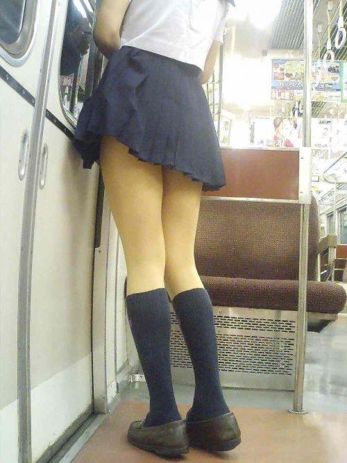 【ムチムチエロ】電車通学で座ってるJKを盗撮した画像集めたった 36枚 No.7