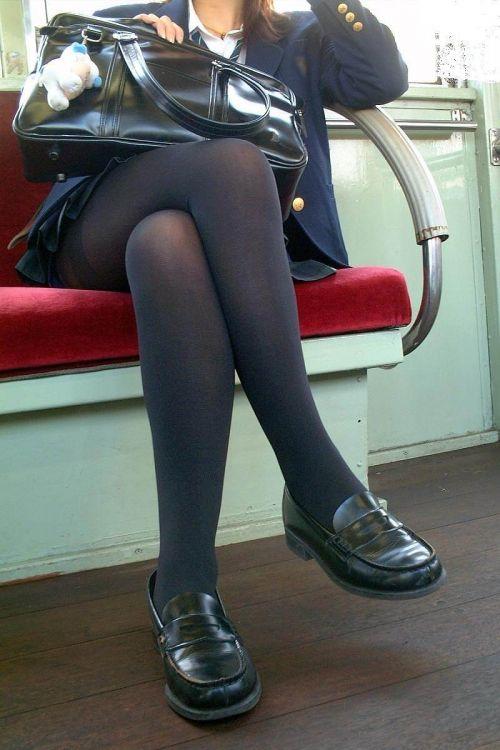 【ムチムチエロ】電車通学で座ってるJKを盗撮した画像集めたった 36枚 No.31