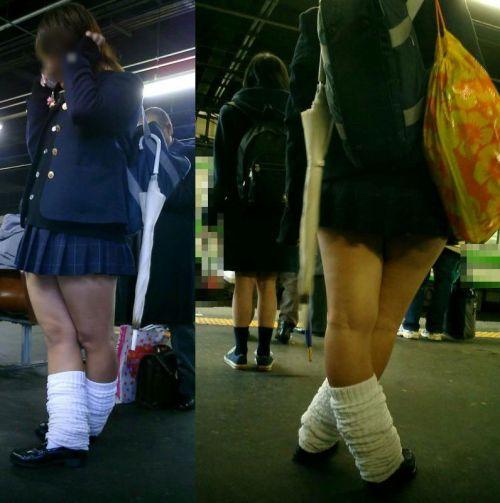 【ムチムチエロ】電車通学で座ってるJKを盗撮した画像集めたった 36枚 No.34