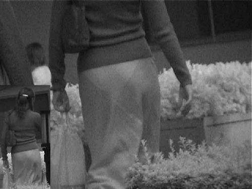 女子アスリートを赤外線カメラで盗撮したら色々見え過ぎだわ(笑) 36枚 No.24