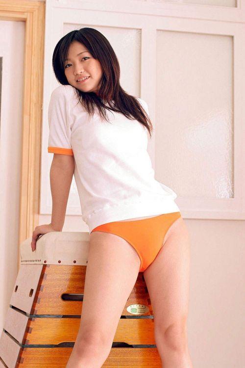 【画像】かわいい女子高生の体操服でブルマ姿まとめ 39枚 No.7