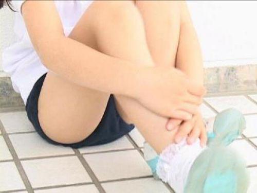 【画像】かわいい女子高生の体操服でブルマ姿まとめ 39枚 No.20
