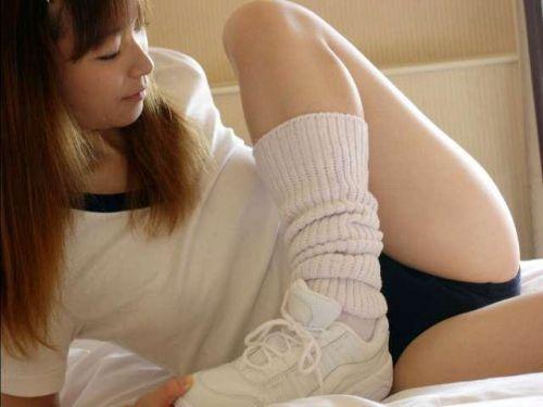 【画像】かわいい女子高生の体操服でブルマ姿まとめ 39枚 No.1
