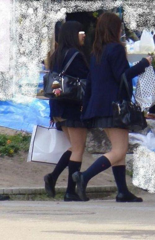 女子高生の街撮り盗撮画像のチョイエロで半勃起だわ! 39枚 No.2