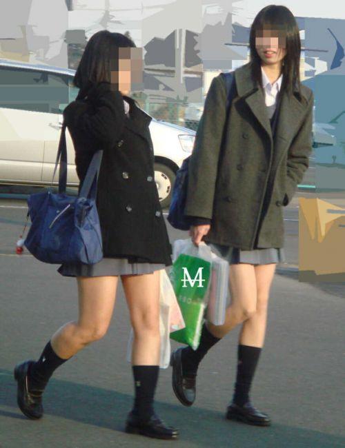 女子高生の街撮り盗撮画像のチョイエロで半勃起だわ! 39枚 No.10
