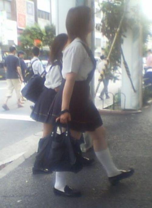女子高生の街撮り盗撮画像のチョイエロで半勃起だわ! 39枚 No.14