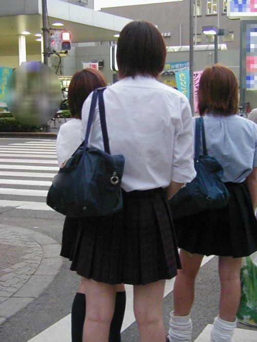 女子高生の街撮り盗撮画像のチョイエロで半勃起だわ! 39枚 No.29