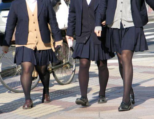 女子高生の街撮り盗撮画像のチョイエロで半勃起だわ! 39枚 No.36