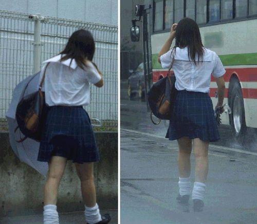 【画像あり】 透けブラ女子高生のエロ画像まとめたよ! 38枚 No.8