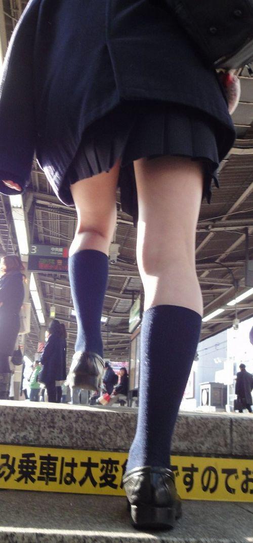 【盗撮画像】斜め下から盗撮しちゃう女子高生のパンチラエロ過ぎ 38枚 No.31