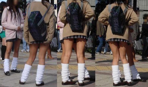 ムチムチ女子高生の街撮り盗撮画像まとめ 39枚 No.3