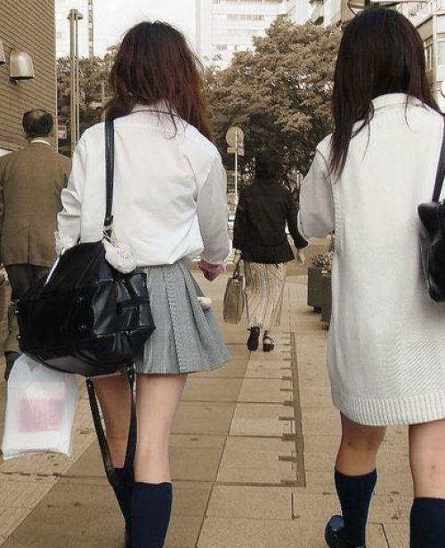 ムチムチ女子高生の街撮り盗撮画像まとめ 39枚 No.4