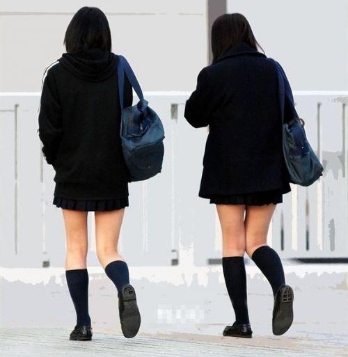 ムチムチ女子高生の街撮り盗撮画像まとめ 39枚 No.5