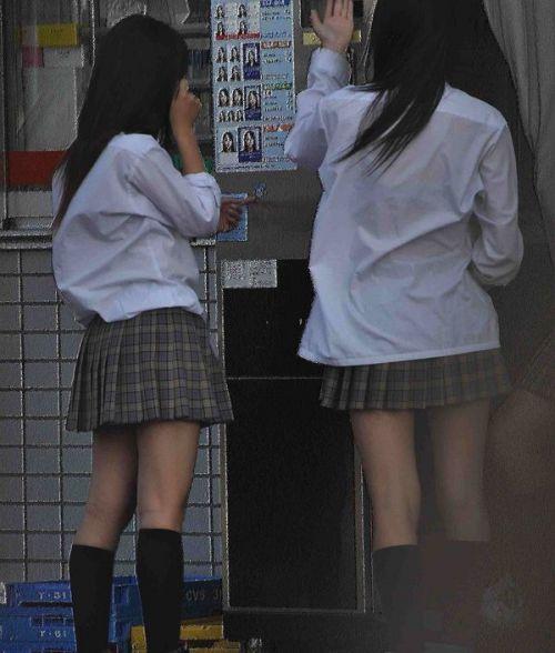 ムチムチ女子高生の街撮り盗撮画像まとめ 39枚 No.8