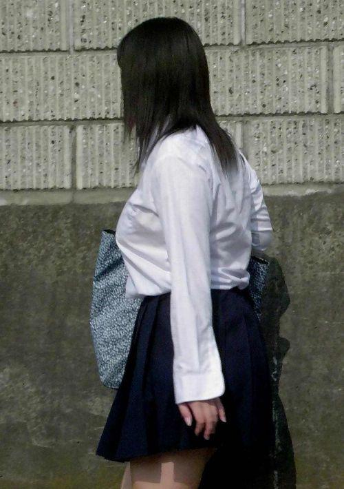 ムチムチ女子高生の街撮り盗撮画像まとめ 39枚 No.9