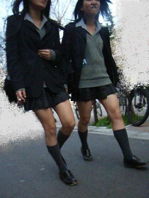 ムチムチ女子高生の街撮り盗撮画像まとめ 39枚 No.11