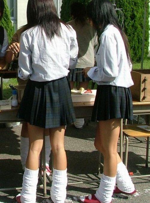 ムチムチ女子高生の街撮り盗撮画像まとめ 39枚 No.12
