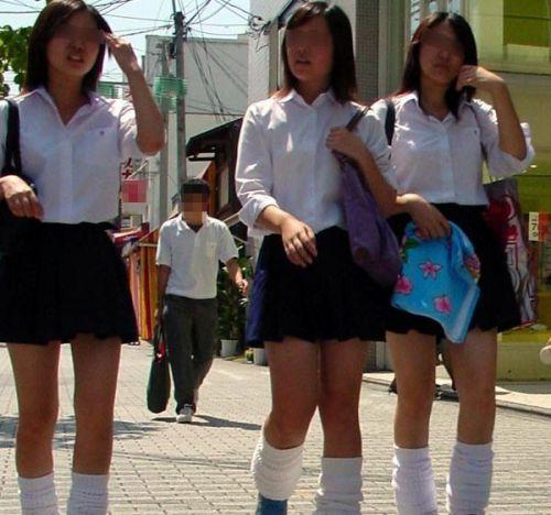 ムチムチ女子高生の街撮り盗撮画像まとめ 39枚 No.13