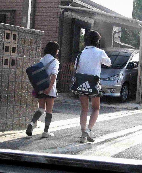 ムチムチ女子高生の街撮り盗撮画像まとめ 39枚 No.14