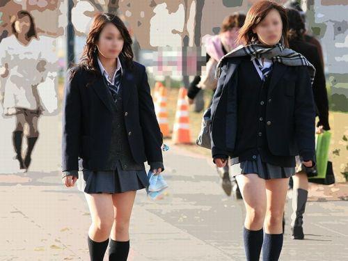 ムチムチ女子高生の街撮り盗撮画像まとめ 39枚 No.26