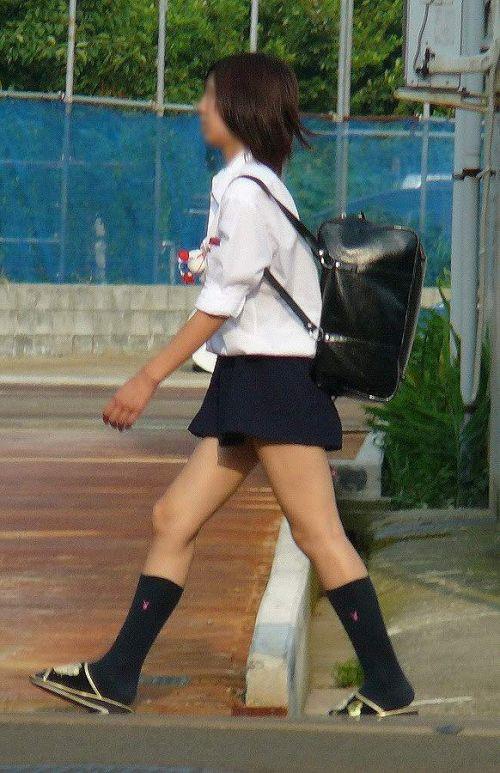 ムチムチ女子高生の街撮り盗撮画像まとめ 39枚 No.27