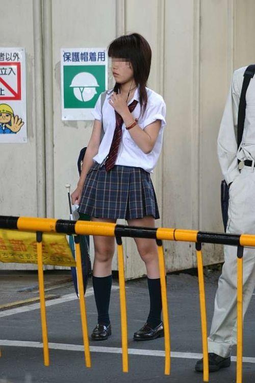 ムチムチ女子高生の街撮り盗撮画像まとめ 39枚 No.30