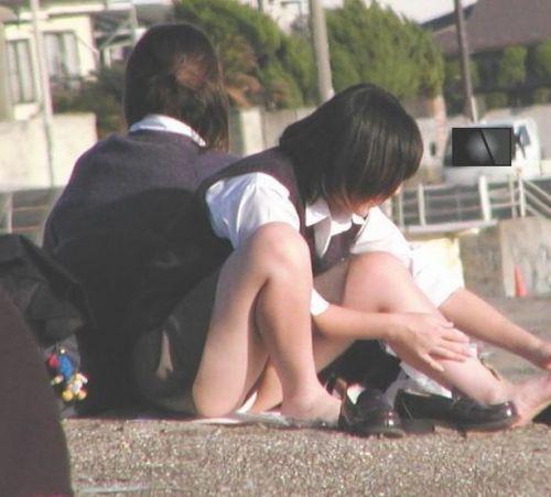 ムチムチ女子高生の街撮り盗撮画像まとめ 39枚 No.1