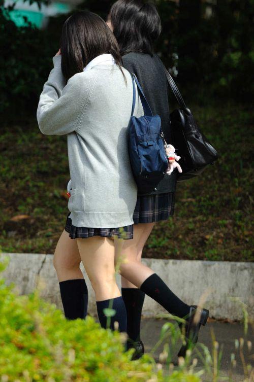 【盗撮画像】テンション上がる女子高生のエロイ生足画像まとめ 39枚 No.21