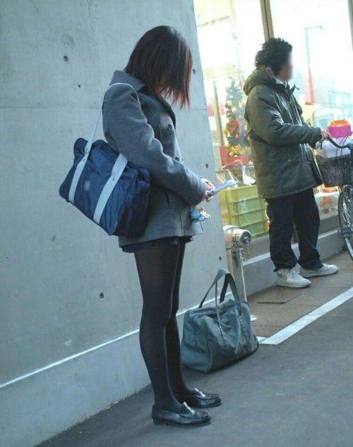 【盗撮画像】テンション上がる女子高生のエロイ生足画像まとめ 39枚 No.39