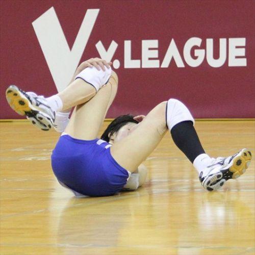 【※勃起注意※】女子スポーツ選手のハプニングやエロ画像集めたった。 40枚 No.35