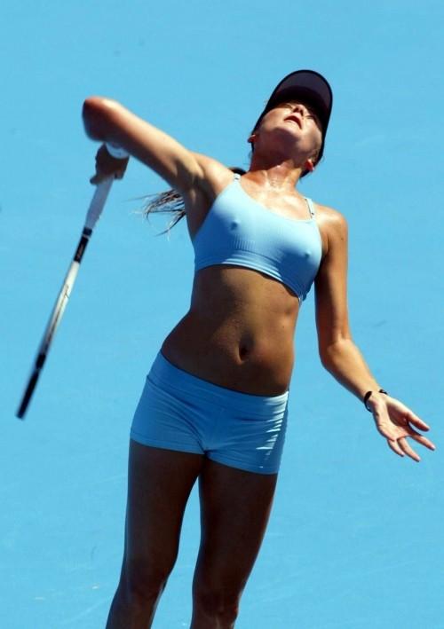 【※勃起注意※】女子スポーツ選手のハプニングやエロ画像集めたった。 40枚 No.36