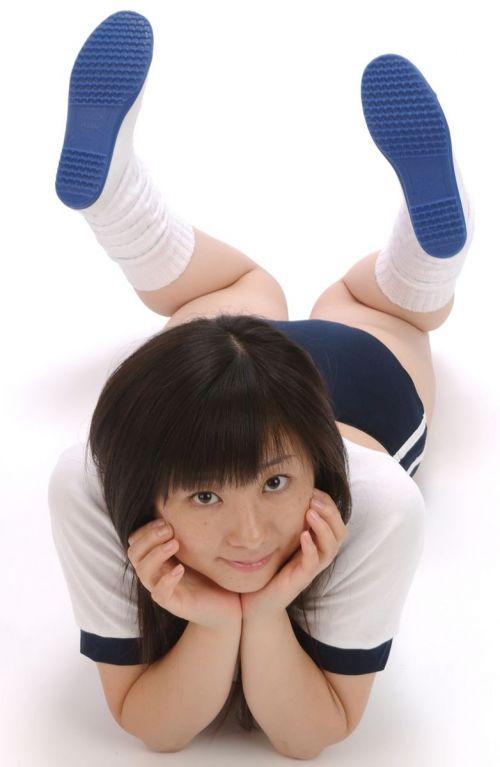 女子高生の体操着・ブルマ姿ってエロ可愛いよな! 36枚 No.11