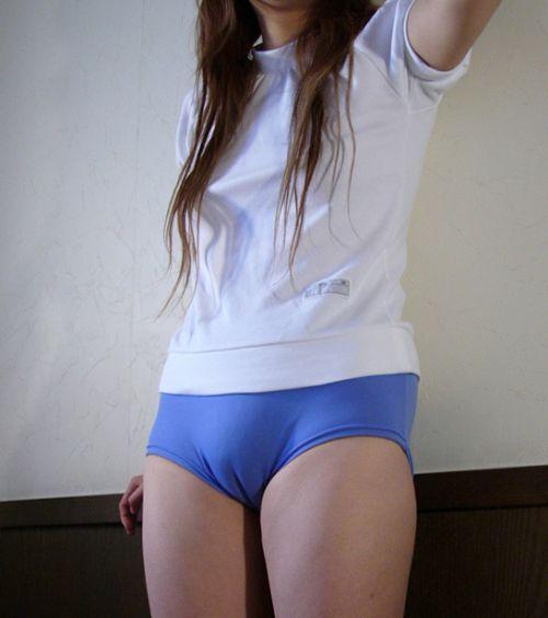 女子高生の体操着・ブルマ姿ってエロ可愛いよな! 36枚 No.16