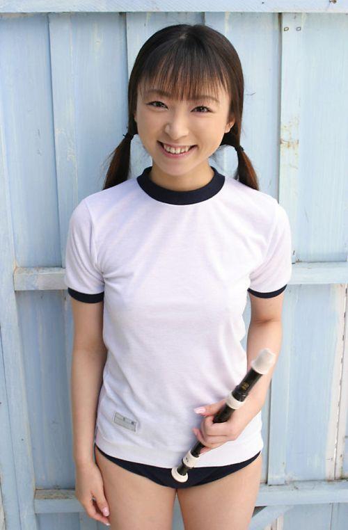 女子高生の体操着・ブルマ姿ってエロ可愛いよな! 36枚 No.33