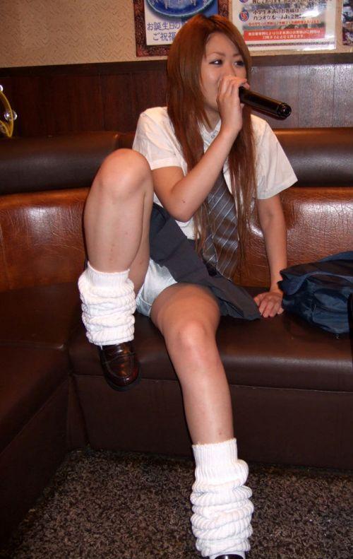【エロ画像】 女子高生がくぱぁとM字開脚見せつけてくるんだがwww 40枚 No.9