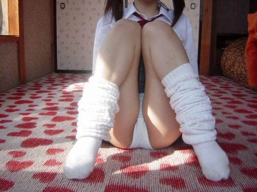 【エロ画像】 女子高生がくぱぁとM字開脚見せつけてくるんだがwww 40枚 No.36