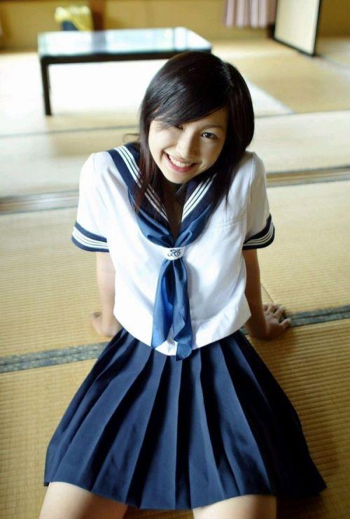 【画像】 モデル級の可愛い女子高生で妄想しよう! 39枚 No.3