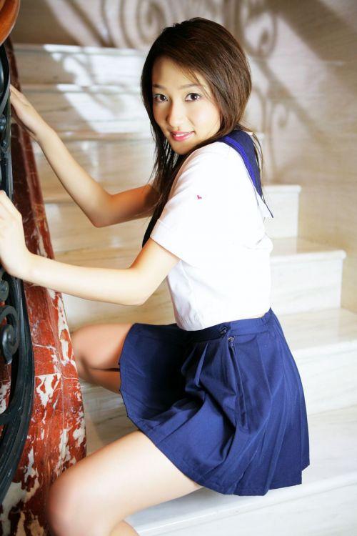 【画像】 モデル級の可愛い女子高生で妄想しよう! 39枚 No.4