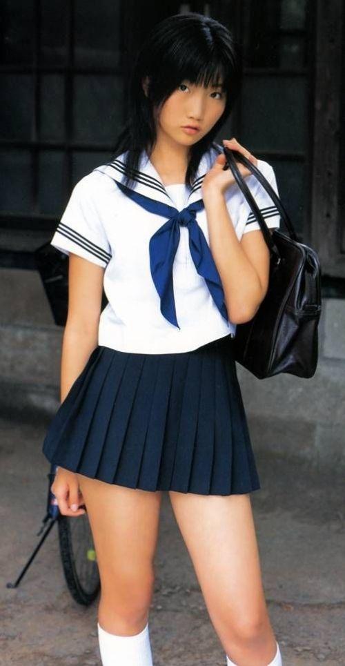 【画像】 モデル級の可愛い女子高生で妄想しよう! 39枚 No.13