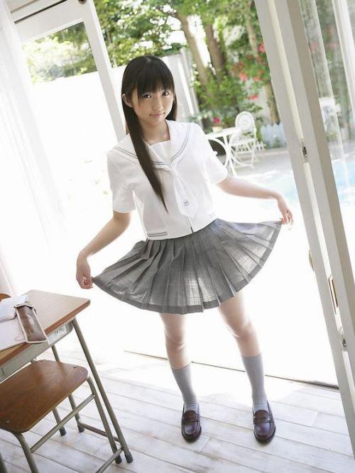 【画像】 モデル級の可愛い女子高生で妄想しよう! 39枚 No.14