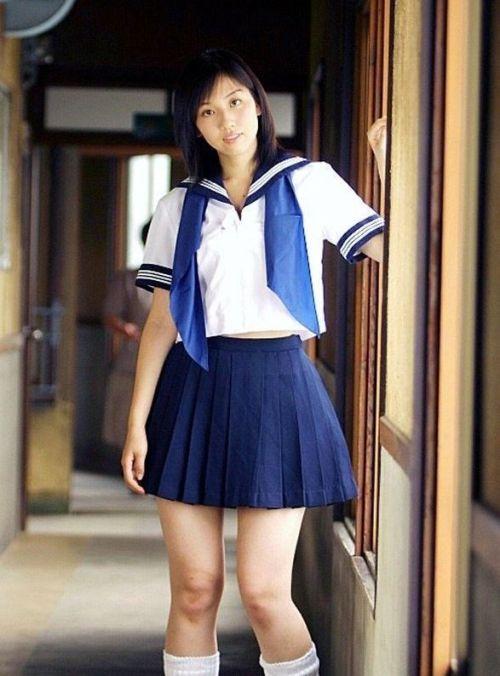 【画像】 モデル級の可愛い女子高生で妄想しよう! 39枚 No.15