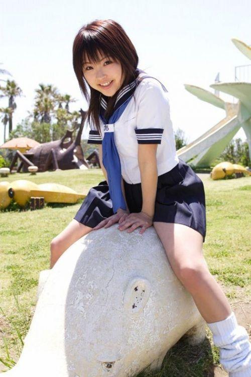 【画像】 モデル級の可愛い女子高生で妄想しよう! 39枚 No.16