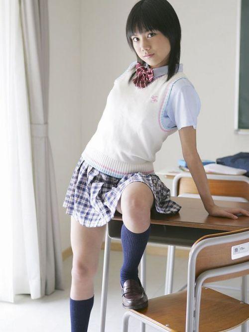 【画像】 モデル級の可愛い女子高生で妄想しよう! 39枚 No.17