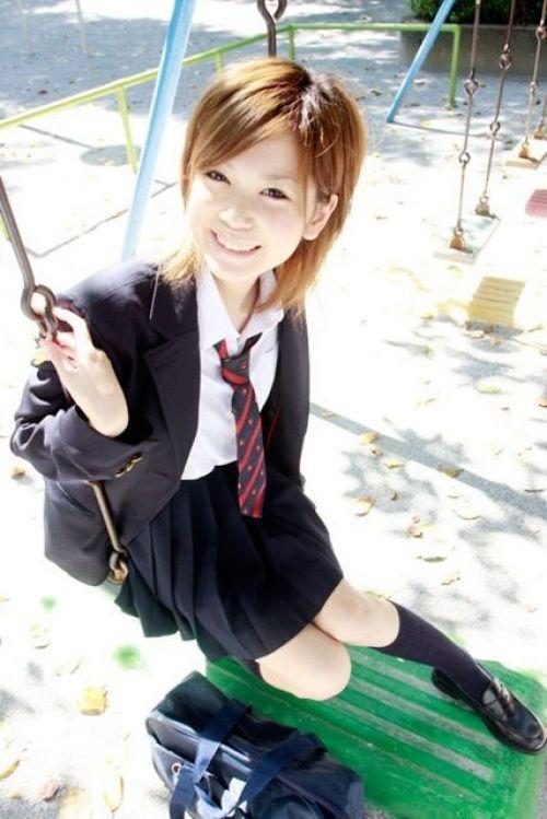 【画像】 モデル級の可愛い女子高生で妄想しよう! 39枚 No.21