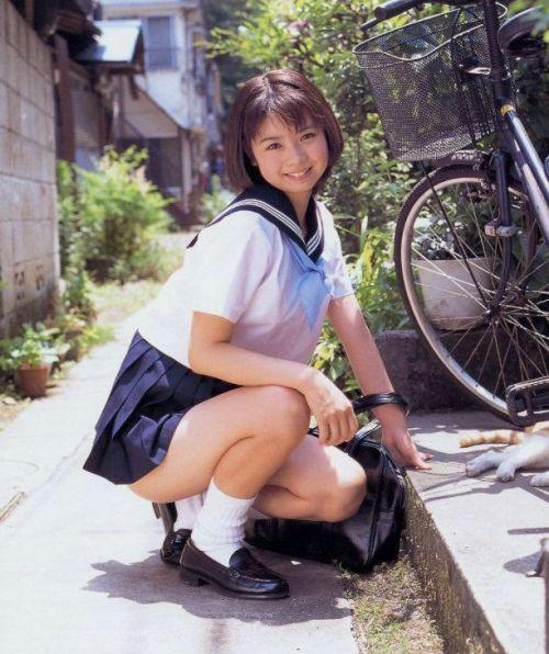 【画像】 モデル級の可愛い女子高生で妄想しよう! 39枚 No.22