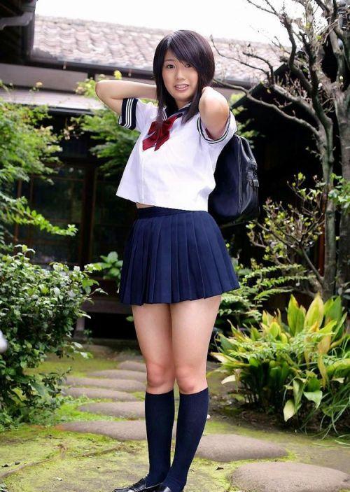 【画像】 モデル級の可愛い女子高生で妄想しよう! 39枚 No.24