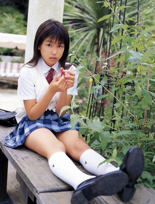 【画像】 モデル級の可愛い女子高生で妄想しよう! 39枚 No.25