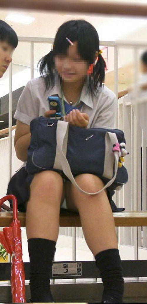 エロかわいい女子高生のパンチラ盗撮画像集めたったwww 37枚 No.5